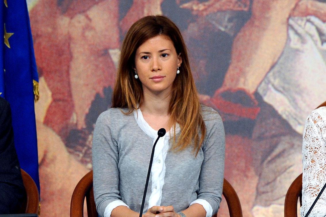 Gabriella giammanco portavoce di forza italia sicilia for Parlamentare pdl