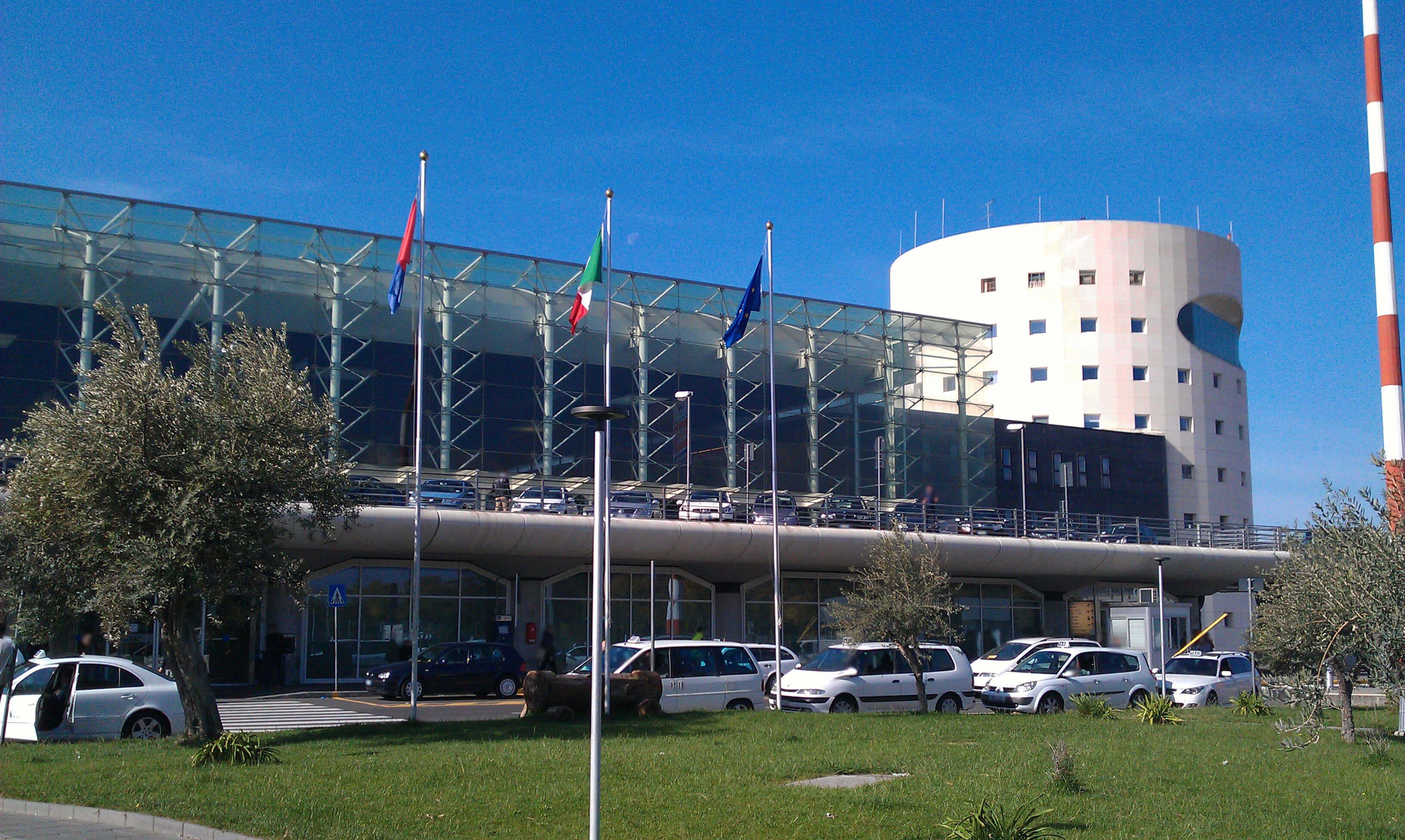Aeroporto di catania lavori in corso e voli a singhiozzo for Corso arredatore d interni catania